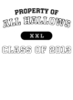 All Hallows Womens Ultimate Performance V-Neck T-shirt