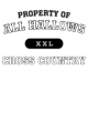 All Hallows Youth Tie Dye T-Shirt