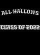 All Hallows Ladies Tri-Blend Performance T-Shirt