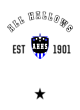 All Hallows Heathered Short Sleeve Performance T-shirt