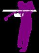 Adlai E Stevenson Womens Long Sleeve V-Neck Competitor T-Shirt