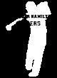 Alexander Hamilton Womens Holloway Electrify V-Neck Long Sleeve