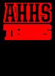 Alexander Hamilton Vintage Heather Long Sleeve Competitor T-shirt