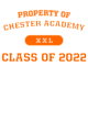 Chester Academy Holloway Electrify Long Sleeve Performance Shirt