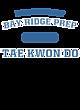 Bay Ridge Prep Holloway Journey Hooded Pullover