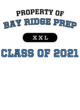 Bay Ridge Prep Holloway Prospect Unisex Hooded Sweatshirt