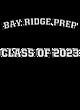 Bay Ridge Prep Tech Fleece Hooded Unisex Sweatshirt