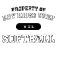 Bay Ridge Prep Colorblock Competitor T-Shirt