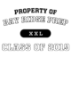 Bay Ridge Prep Tri-Blend Wicking Fleece Hooded Pullover