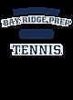 Bay Ridge Prep Ladies Sport-Wick Heather Fleece Hooded Pullover