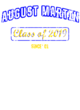 August Martin Classic Crewneck Unisex Sweatshirt
