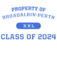 Broadalbin-Perth Holloway Prospect Unisex Hooded Sweatshirt