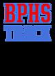 Broadalbin-Perth Adult Baseball T-Shirt