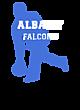 Albany Tri-Blend Wicking Short Sleeve Hoodie