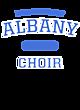 Albany Youth Heavyweight Sleeve Stripe Hooded Sweatshirt