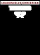 Loudonville Christian Fan Favorite Heavyweight Hooded Unisex Sweatshirt