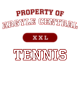 Argyle Central Classic Fit Heavy Weight T-shirt